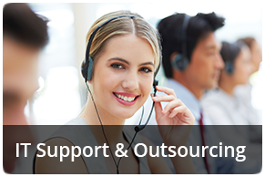 IT Suport & Outsourcing London